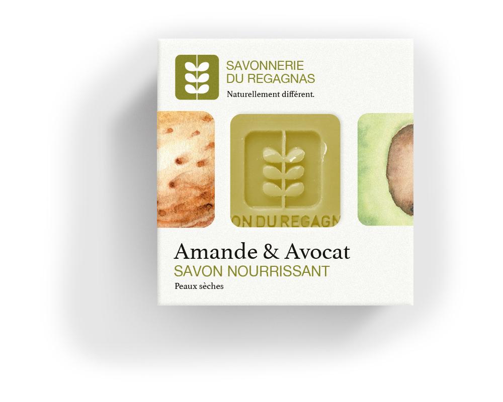 Savon Amande & Avocat